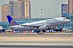 N414UA United Airlines 1994 Airbus A320-232 - cn 472 (14469623022).jpg
