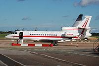 N966H - FA7X - Kabo Air
