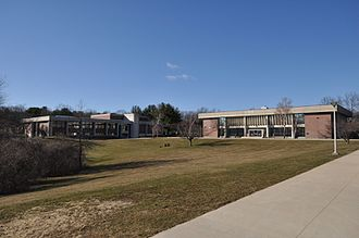 Northern Essex Community College - View of the Haverhill campus