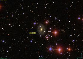 Image illustrative de l'article NGC 920