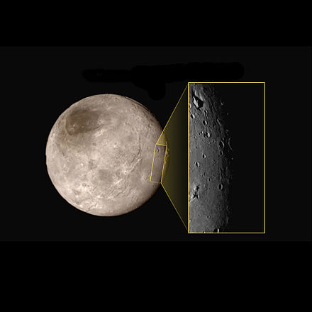 pluto's moons biggest to smallest - HD1200×1200
