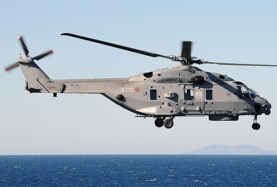 NH Industries NH-90NFH, Italy - Navy JP7306250