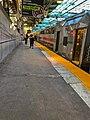 NJ Transit train at Newark Penn Station.jpg