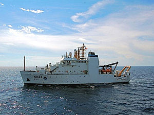 NOAA Ship Bell M Shimada underway.jpg
