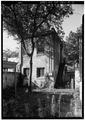 NORTH REAR AND WEST SIDE - Samuel P. Hamilton House, Carriage House, 330 Abercorn Street, Savannah, Chatham County, GA HABS GA,26-SAV,71A-2.tif