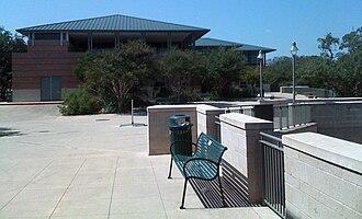 Northwest Vista College - View Overlooking Manzanillo Hall