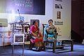 Nabaneeta Dev Sen and Antara Dev Sen - Kolkata 2013-02-03 4300.JPG