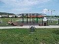 Nagyszénás utcai sportpark, üvegtető, 2020 Nagykovácsi.jpg