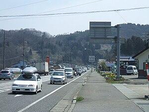 七折峠 - Wikipedia