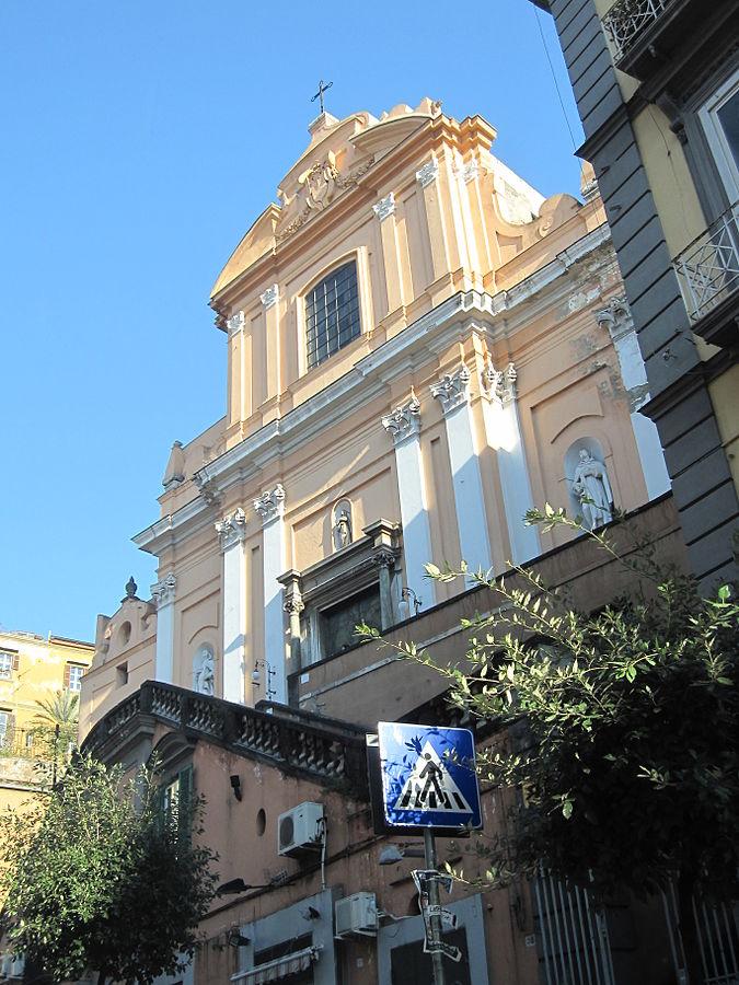 Santa Teresa degli Scalzi