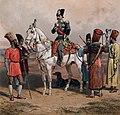Naser al-Din Shah Qajar riding horse.jpg