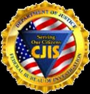 National Crime Information Center - NCIC seal.