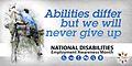 National Disabilities Month – Vinyl Banner 10' x 5' 160907-F-BK017-001.jpg