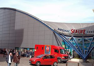 Sea Life Centres - National Sea Life Centre in Birmingham, United Kingdom