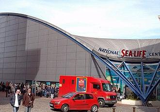 Sea Life Centres - National Sea Life Centre in Birmingham