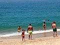 Nazaré, Praia da Nazaré (2).jpg