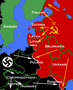 third reich map 1944 with Origins Of The Cold War on Gau Sajonia as well Index besides File nazi occupied europe september 1943 map further D Day Map 1944 moreover Deutschlandkarte 1944.