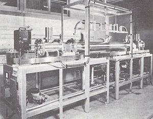 Atomic Clock NBS-2 (1960)