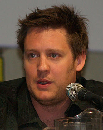 District 9 - Neill Blomkamp at the San Diego Comic-Con 28 July 2008