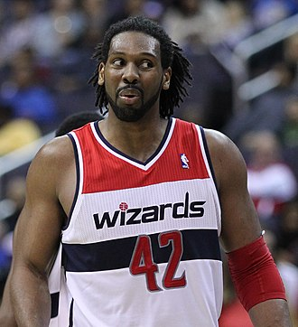 Nenê - Nenê with the Wizards in 2012