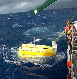 Nereus (underwater vehicle) - Image: Nereus (underwater vehicle) hydro 20100720 full