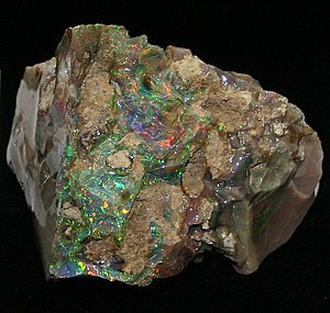 National symbols of Australia - Opal