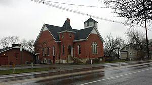 Briggsdale, Columbus, Ohio - New Horizons Methodist Church