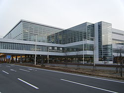 New Chitose Airport outside (International).jpg