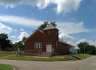 New Hope Baptist Church (Chickasha, Oklahoma) church building in Oklahoma, United States of America