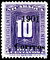 Nicaragua 1901 Sc155 used.jpg