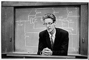 Teradyne - Nick DeWolf, Teradyne co-founder, 1959