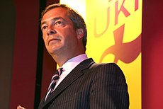 Nigel Farage, outgoing UKIP leader. Image: Nigel Farage.