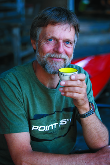 Nigel Foster, English kayaker.png