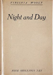 Night and Day (Virginia Woolf).JPG