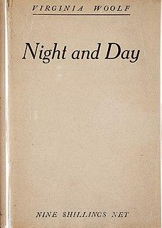<i>Night and Day</i> (Woolf novel)