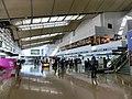Niigata Airport Check-in Counter 01.JPG