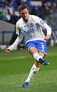 Nikola Moro Croatian footballer