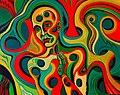 Nina Valetova - Futuristic Homotopy, oil on canvas 30 x 24 inches, 2020.jpg