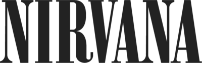 The wordmark logo of Nirvana. NirvanaLogo.png