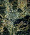 Nishiwaki city center area Aerial photograph.1985.jpg