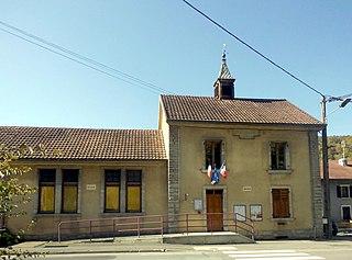Noirefontaine Commune in Bourgogne-Franche-Comté, France