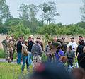 Normandy '10- Angoville-au-Plain Liberty Jump Team (4823745576).jpg