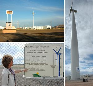 Mesalands Community College - Image: North American Wind Research and Training Center 3483764965