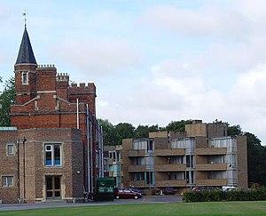 David Roberts (architect) - North Court, Jesus College, Cambridge