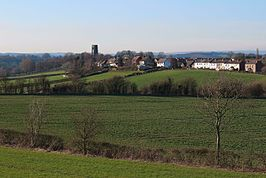 North Wingfield Church from Parkhouse (6973461117).jpg
