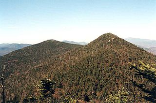 Mount Tripyramid (New Hampshire) mountain in United States of America