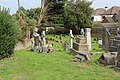 North eastern part of St Oswald's churchyard, Bidston 1.jpg