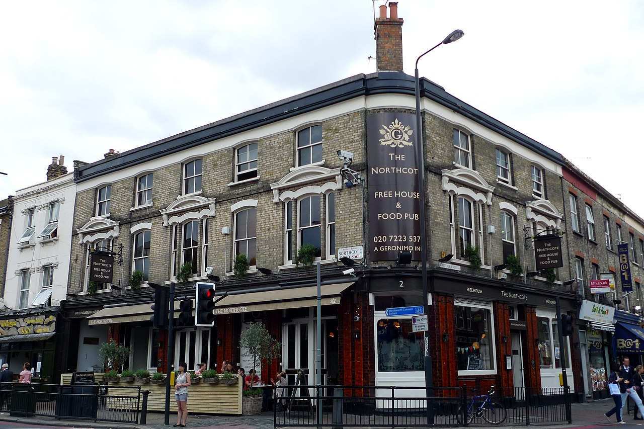 Clapham Pubs With Food