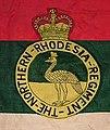Northern Rhodesia Regiment crest.jpg