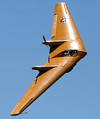 Northrop N-9M Flying Wing - Chino Airshow 2014 (14059039438).jpg